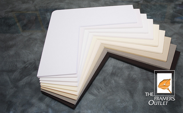 8 ply photographers & artist special for ready made frames