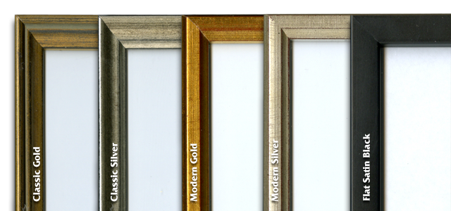 thin artists choice frames